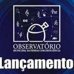 banner do Observatorio escrito LANÇAMENTO