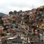Foto aerea comunidade brasilandia