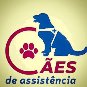 Logo Caes de assistencia