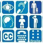 simbolos de deficiencias
