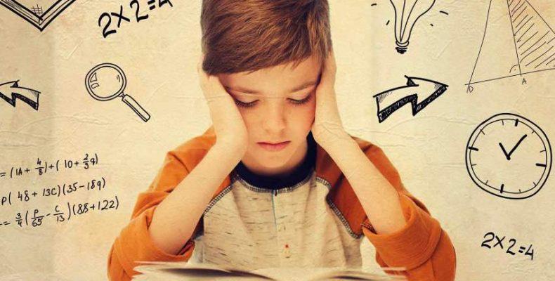 criança com TDAH
