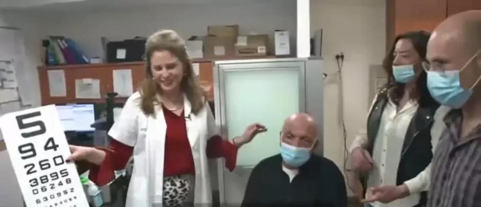 paciente e equipe
