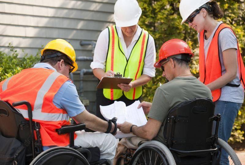 Profissionais com deficiência tem talento para desempenhar função