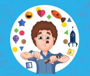 app auxilia crianças com TEA