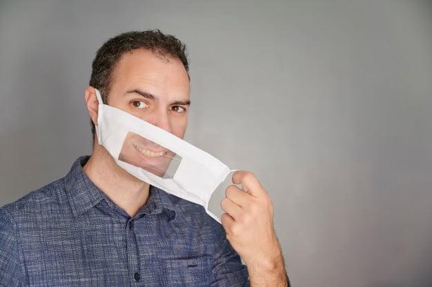 deficientes auditivos e a pandemia