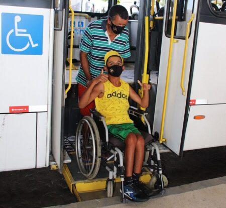 acesso ao transporte