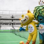 Mascotes da edição Rio 2016