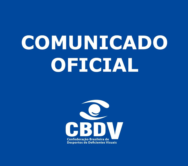 CBDV cancela Regionais
