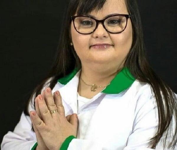 Luana Rolim: primeira pessoa com Síndrome de Down empossada como vereadora em Santo Ângelo/RS