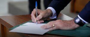assinatura do plano nacional de tecnologia assistiva