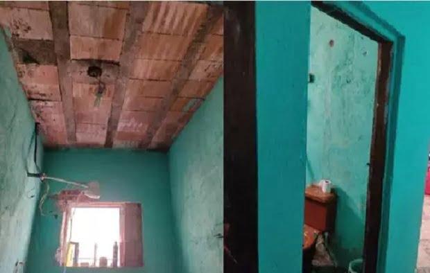 a primeira casa escolhida por meio desta parceria é da jovem de 18 anos, Geovana da Silva Barbosa, moradora de Santana de Parnaíba, município de São Paulo.