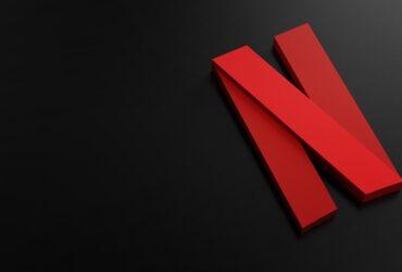 ilustração do logo da Netflix