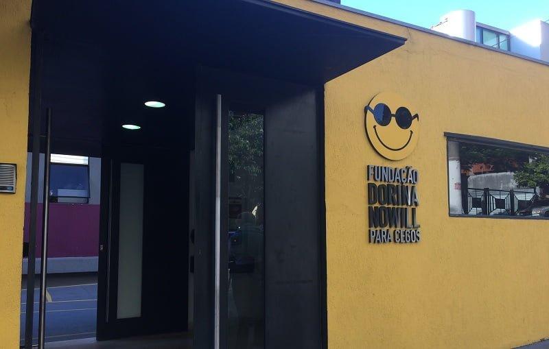 fachada fundação dorina nowill