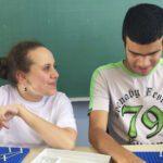 matemática para deficientes visuais