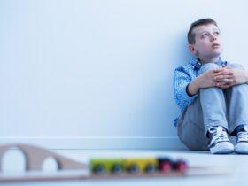 Criança isolada