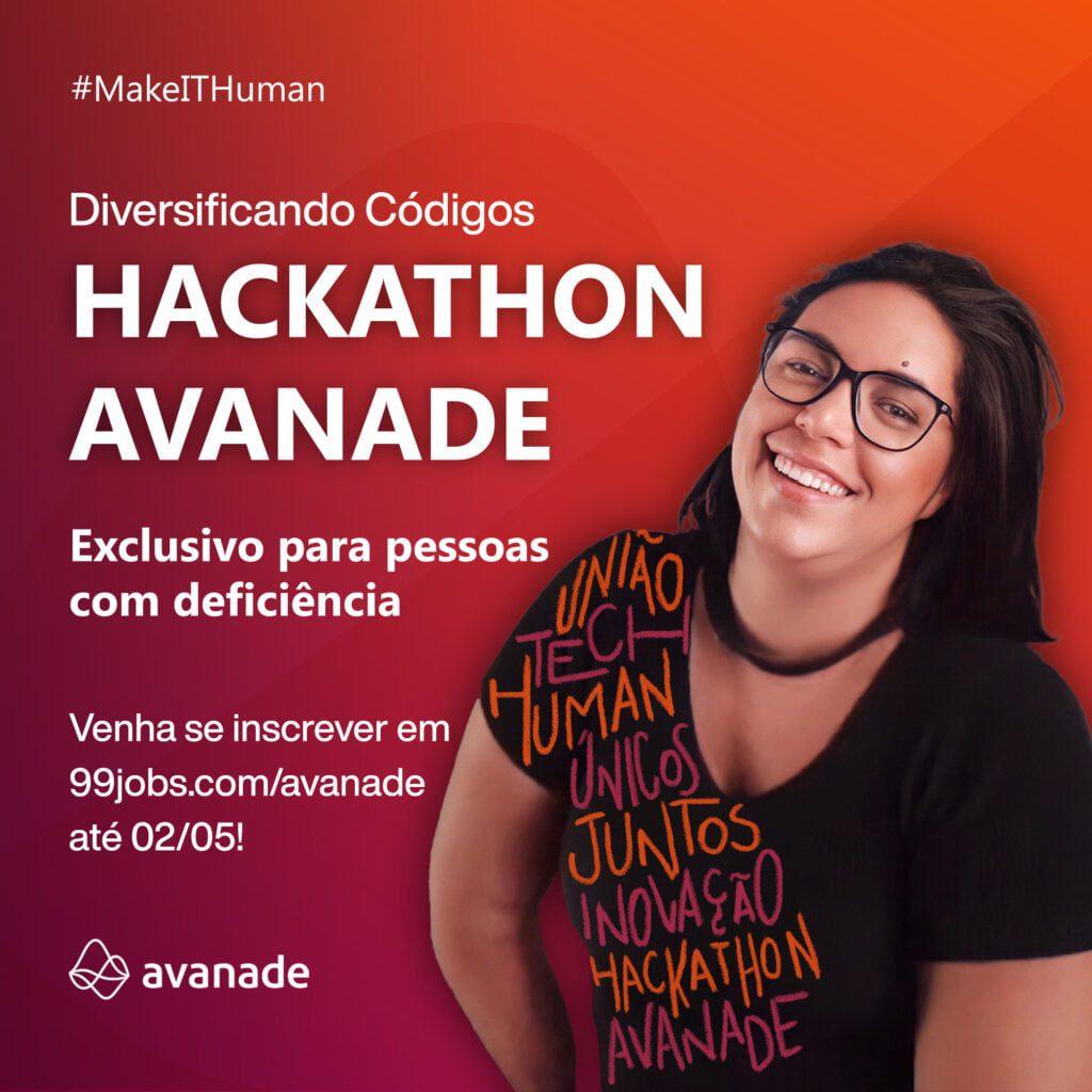 hackathon exclusivo para PcD