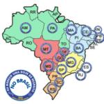 mapa do movimento vacina já