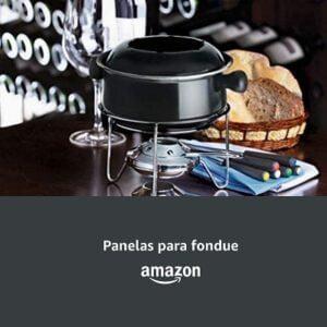 Oferta de Panelas para Foudue na Amazon