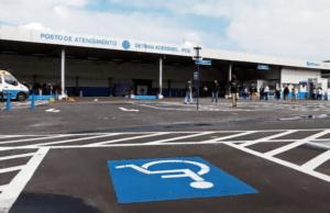 estacionamento do detran rj