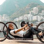 Atleta João hand bike