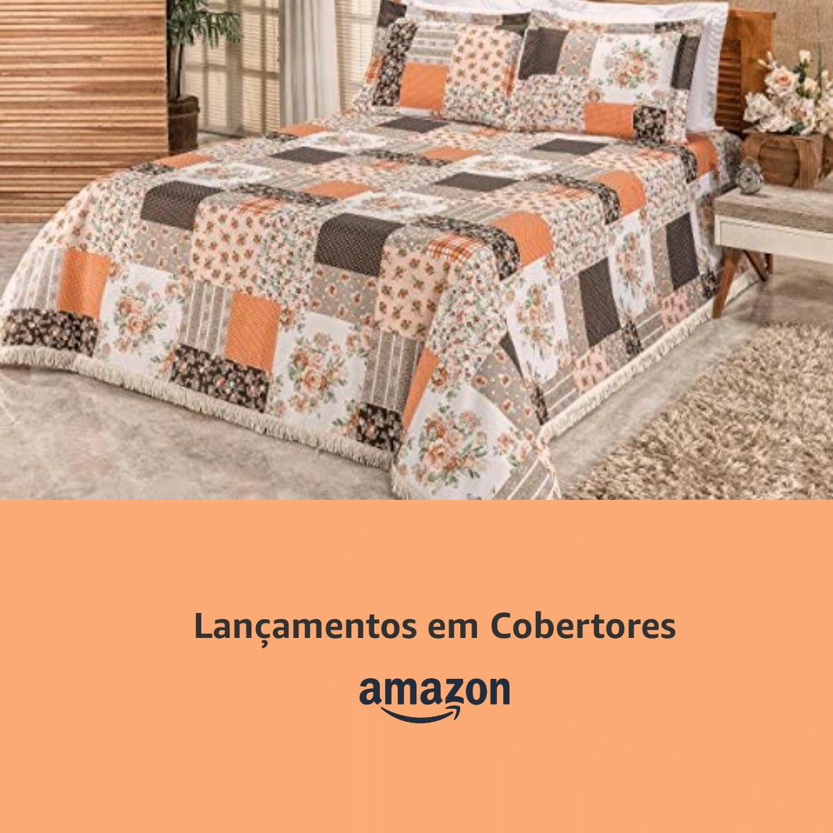 Ofertas Amazon - Promoções em cobertores
