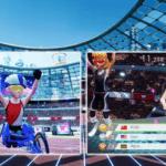 tela do jogo mostra avatares de competidores