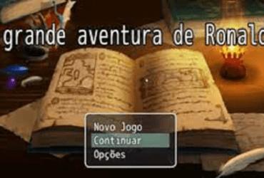 A grande aventura de Ronaldo
