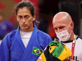 Lúcia Araújo conquista da primeira medalha do judô em Tóquio