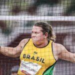 Beth Gomes bate o recorde mundial e fatura a medalha de ouro em Tóquio