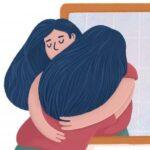 Ilustração Amor próprio