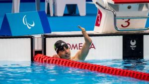 Daniel Dias participou de quatro edições de Jogos Paralímpicos e conquistou 27 medalhas: 14 ouros, sete pratas e oito bronzes